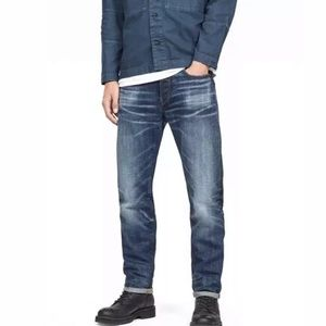 G star raw size 31x32 men's jeans slim straight